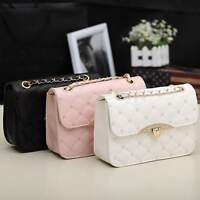 New Korean Lady Women Hobo PU Leather Messenger Handbag Shoulder Bag Totes Purse