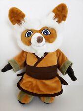 """Master Shifu Fox plush KUNG FU Panda Movie 13"""" 2008 Stuffed Animal character toy"""