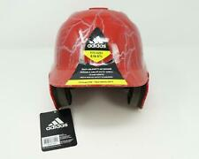 adidas Climalite T-Ball Batting Helmet Baseball Red Size 6 1/2