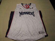 Reebok Team WNBA Sacramento Monarchs Women's Basketball Jersey Large L NEW
