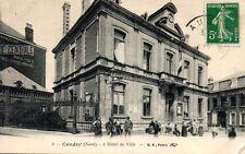 59 CAUDRY - L'hotel de ville