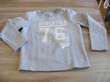 sweat gris oxylane  taille 6 ans