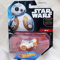 NEW HOT WHEELS DISNEY Star Wars The Force Awakens BB8 Character Droid Car NIB