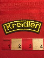 KREIDLER Motorcycle Biker Patch 84GG
