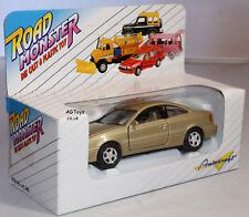 Road Monster Autocraft Die-cast & Plastic Gold Colour Toy 1:43 Scale Model Car
