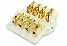 10-1845 Fuse Power Distribution Car Block Fuse Holder Separate AGU Gold Plated