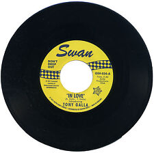 "TONY GALLA  ""IN LOVE""    ALL TIME MONSTER NORTHERN SOUL DANCER"