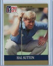 1990 Pro Set Hal Sutton rookie card