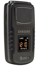 Samsung Rugby SGH-A837 - Black (AT&T) Cellular Phone