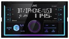 JVC KW-X830BT Doppel-DIN MP3-Autoradio Bluetooth USB iPod AUX-IN
