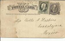 US D.P.O.-DELMORE(McPherson County)KANSAS 7/6/1883 manuscript, postal card