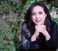 Spain - Vanessa Perez, New Music