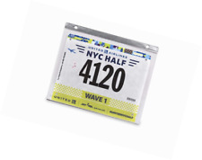 Bibfolio Race Bib Display Vinyl Protector Sheets | Designed by Gone For a Run |