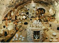 Carte postale ancienne DIEULEFIT poterie des grottes