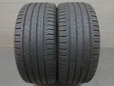 2x Sommerreifen Continental EcoContact 5 245/45 R18 96W DOT: 5016 ca. 7,0 mm