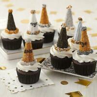 High Shine Gold Edible Pearls Sprinkles Sugar Bars Balls T1Y5 Cake Q1N3