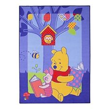 Associated Weavers 614582 Tapis Disney Winnie the Pooh polyamide Mousse Gel 95 x