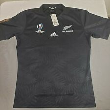 adidas All Blacks Authentic Rugby World Cup Japan Jersey 2019 Dy3780 Size XL