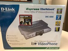 Brand New D Link Express Home And Office Ip Videoconferencing Video Phone