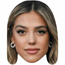 Sistine Stallone (Hair Down) Celebrity Mask, Card Face