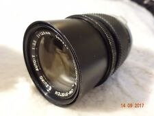 Olympus Zuiko 135mm f/3.5 Lens USED CONDITION. APERTURE WORKING CORRECTLY