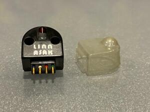 LINN ASAK Moving Coil CARTRDIGE with Cover Working Tested Low hours