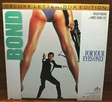 For Your Eyes Only (Deluxe LetterBox Edition Extended Play 2Disc LaserDisc)