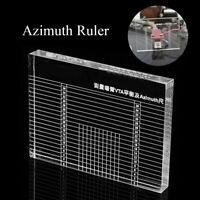 Measuring Phono Tonearm Azimuth Ruler For Rekordbox LP Vinyl Record Player