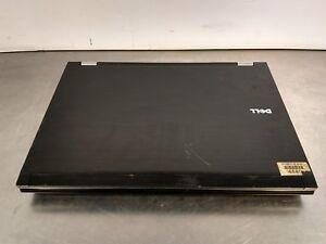 Dell Latitude E6500 CORE 2 Duo Laptop - Missing Back Plate