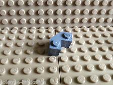 Lego® 8 x Diagonalstein Winkelstein 1x2 modifiziert dunkelgrau *Neu* #87620