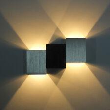 6W LED Spiegelleuchte Wandleuchte Wandlampe Warmweiß Flurleuchte Badlampe Licht