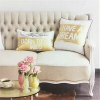 """I have a Dream Cushion"" Fun Novelty Cushion Gift Scatter Home 45cm Insert inc."