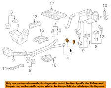 Chevrolet GM OEM 09-13 Corvette 6.2L-V8 Exhaust-Intermed Pipe Clamp 15102680
