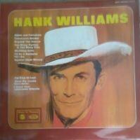 "Hank Williams 12"" Vinyl Mono LP Album Record"