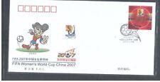 China 2007-26 FIFA China Girl World Cup Emblem ,FDC A