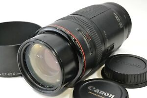 *Excellent-* Canon EF 100-300mm f/5.6 L Macro Telephoto Zoom AF Lens from Japan