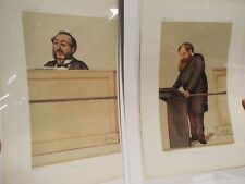 1875 D.L. Moody and Ira Sankey - Vanity Fair Prints