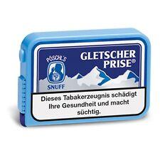 Pöschl Gletscher Prise 20x10g Schnupftabak Snuff / 20402