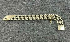 """NEW! GOLD Triple Flat Twisted Chain Guard 20"""" Bike Lowrider Classic Show Parts"""
