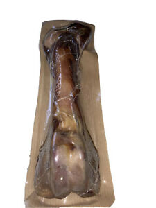 1 X Extra Large Completely Natural Serrano Ham Dog Bone   Suitable For Any Dog