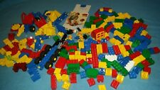 Lego Duplo Lot. Approx. 5lbs 8 oz/ 200 pieces With Primo Parts Incl.2920