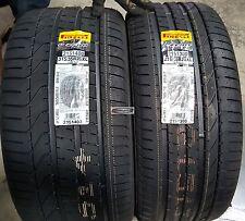 Pirelli Pzero Run Flat Tires Stagger 2 275/40/20  & 2 315/35/20 Fit BMW X5 X6