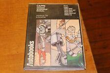 Ford Capri Autobooks Owners Workshop Manual 735 1968 - 1973 Haynes Autobook