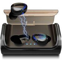 Arbily Bluetooth Earbuds, Wireless Headphones Bluetooth 5.0 Stereo Hi-Fi Soun...