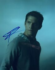 Tyler Posey Signed Autographed 8x10 Photo Teen Wolf Actor COA AB