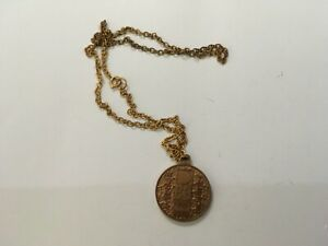 1972 SAPPORO OLYMPIC CHAIN MEDAL