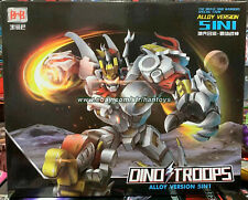 BMB Generations Power of The Primes Volcanicus Dinobot 5in1 Oversized Figure Toy