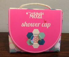 Colourful MOZI Shower Cap New In Box - Perfect Gift Queen Bee Collection