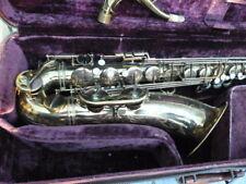 Selmer 65k Mark VI Tenor Saxophone-excellent 5-digit!