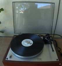 Thorens TD 160 SUPER Turntable Vintage Record Player Fully Functional Germany